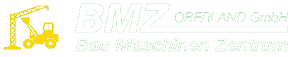 Willkommen bei BMZ BauMaschinenZentrum Oberland GmbH